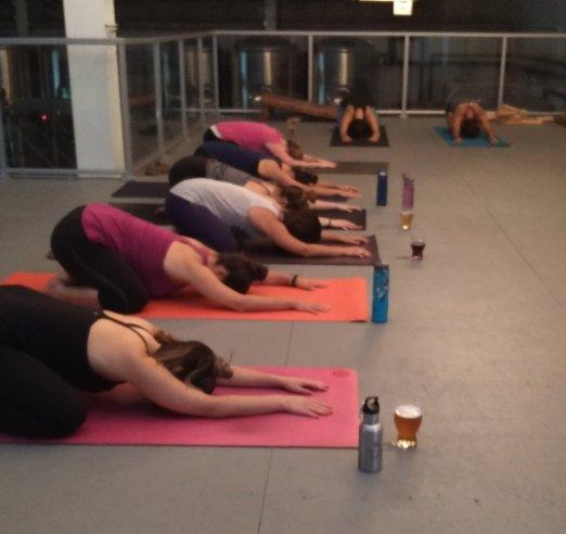 Anderson yoga